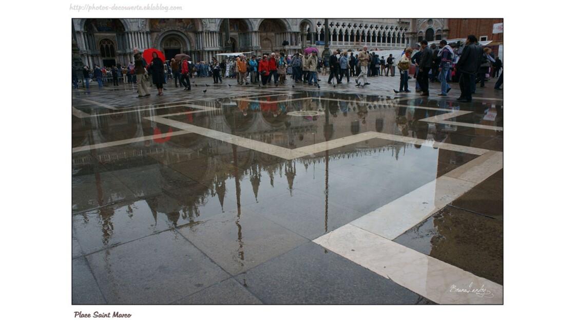 San Marco sous la pluie