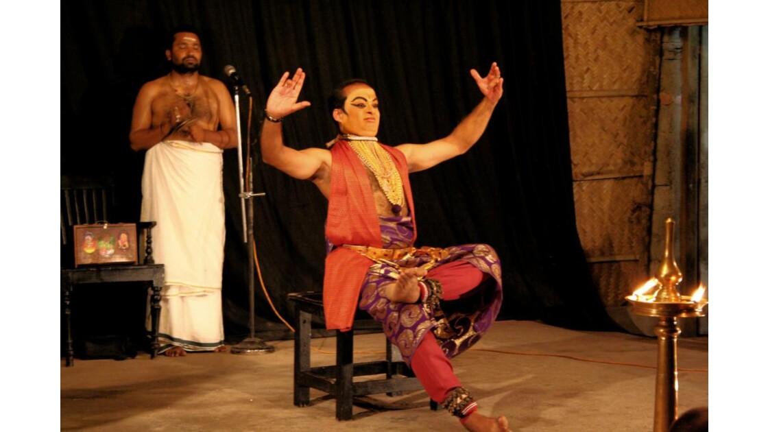 L'art du Kathakali