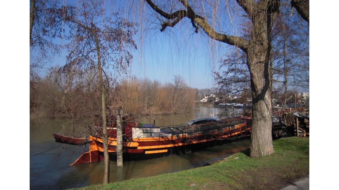 Noisy-le-Grand - Bord de Marne