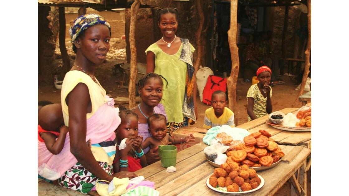 Sourires d'Afrique