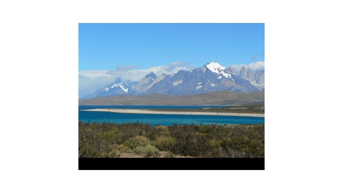 Vers Pudeto, Chili