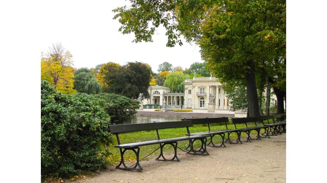 La résidence Royale !!
