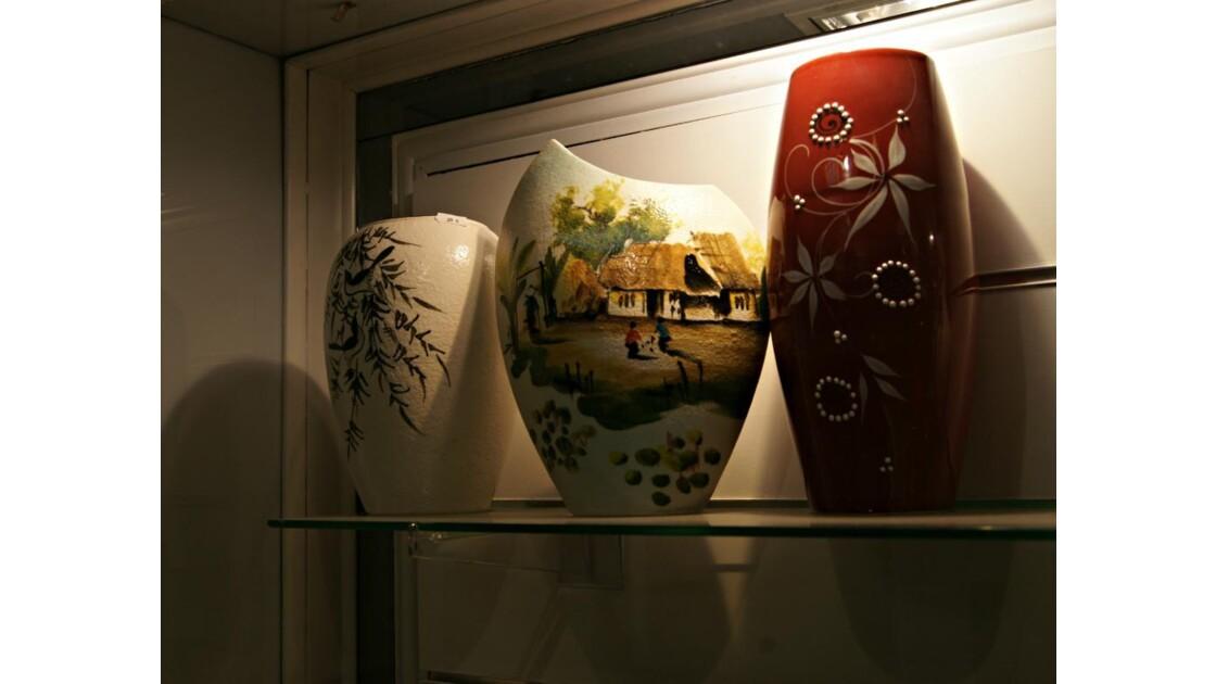 Ombres des 3 vases