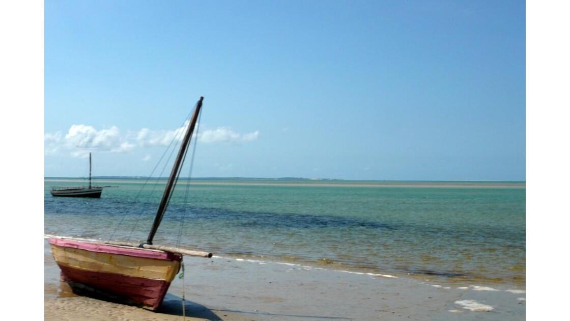 Mozambique bateaux