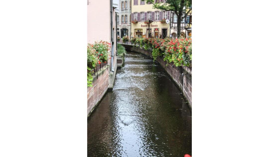 autre vue du canal....