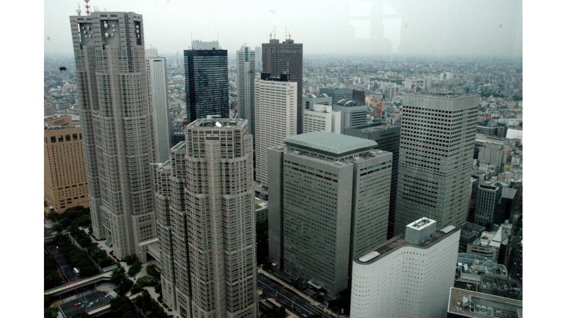 Tokyo towers