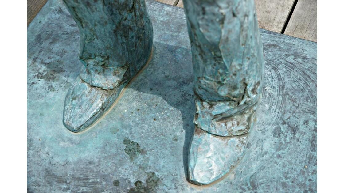 Chaussures bien luisantes