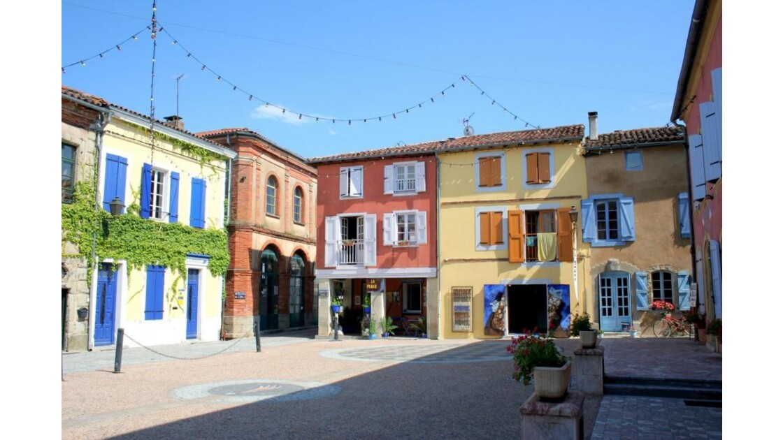 France_Ariège_Village de Carla Bayle