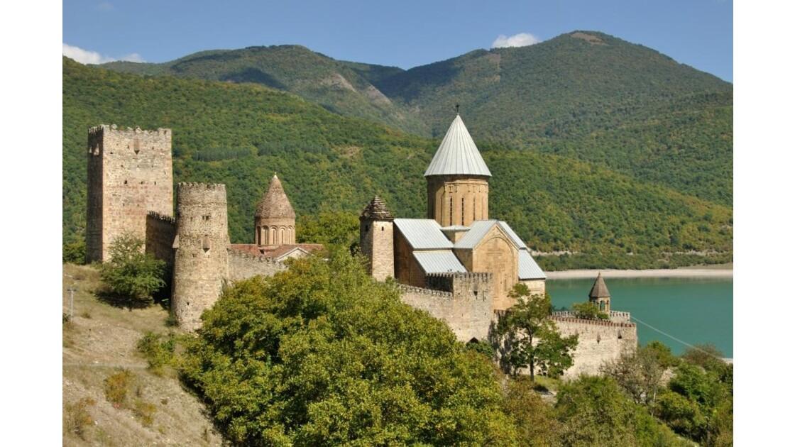Monastère d'Ananuri 1