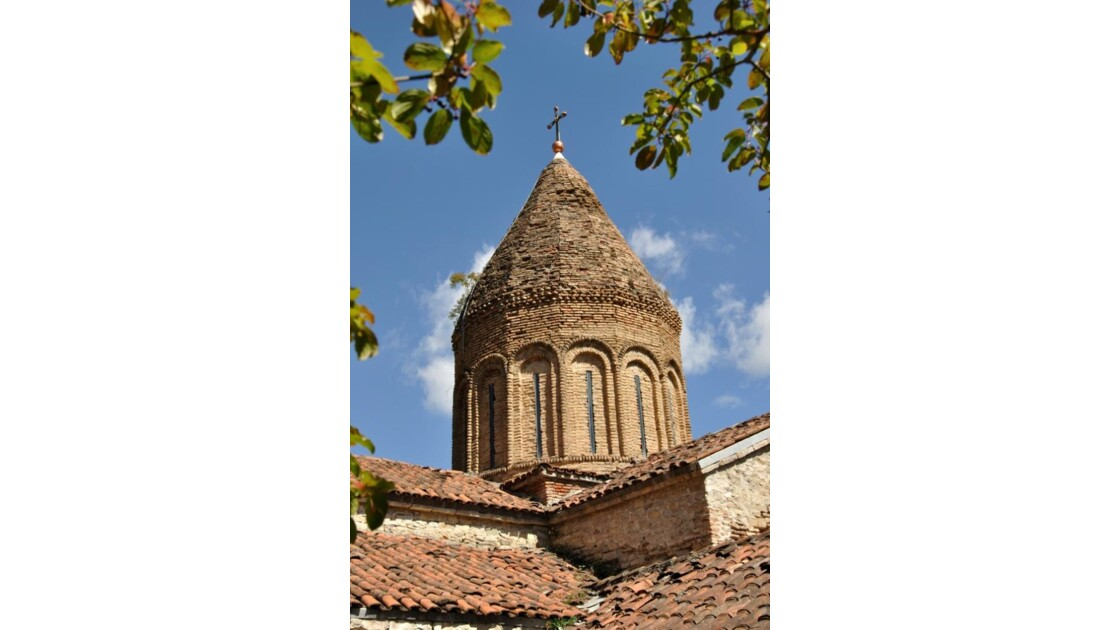 Monastère d'Ananuri 3