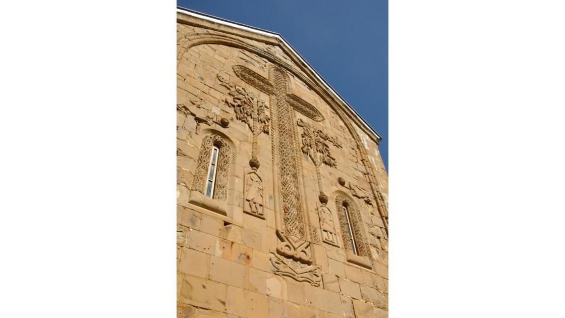 Monastère d'Ananuri 4