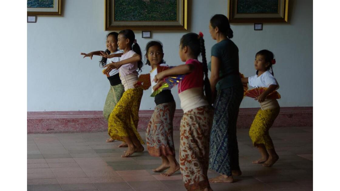 Ecole danse, Ubud
