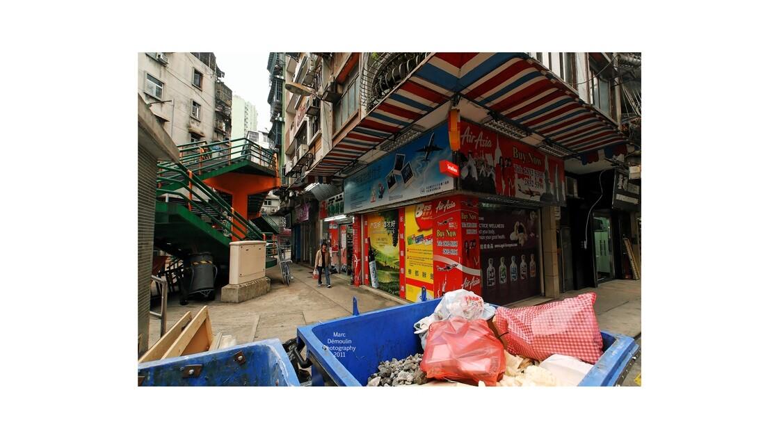 Hong Kong et Macao 1