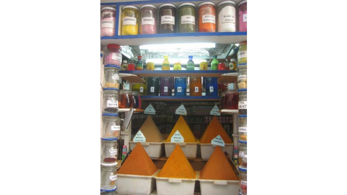 Le marchand de couleurs