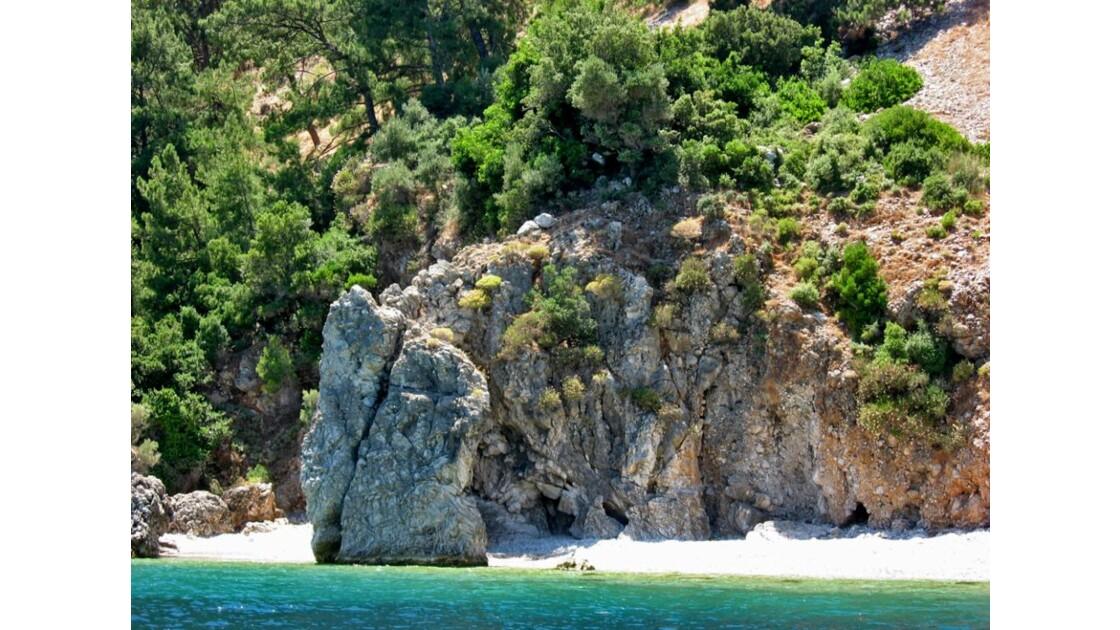 Une mini-plage éblouissante !