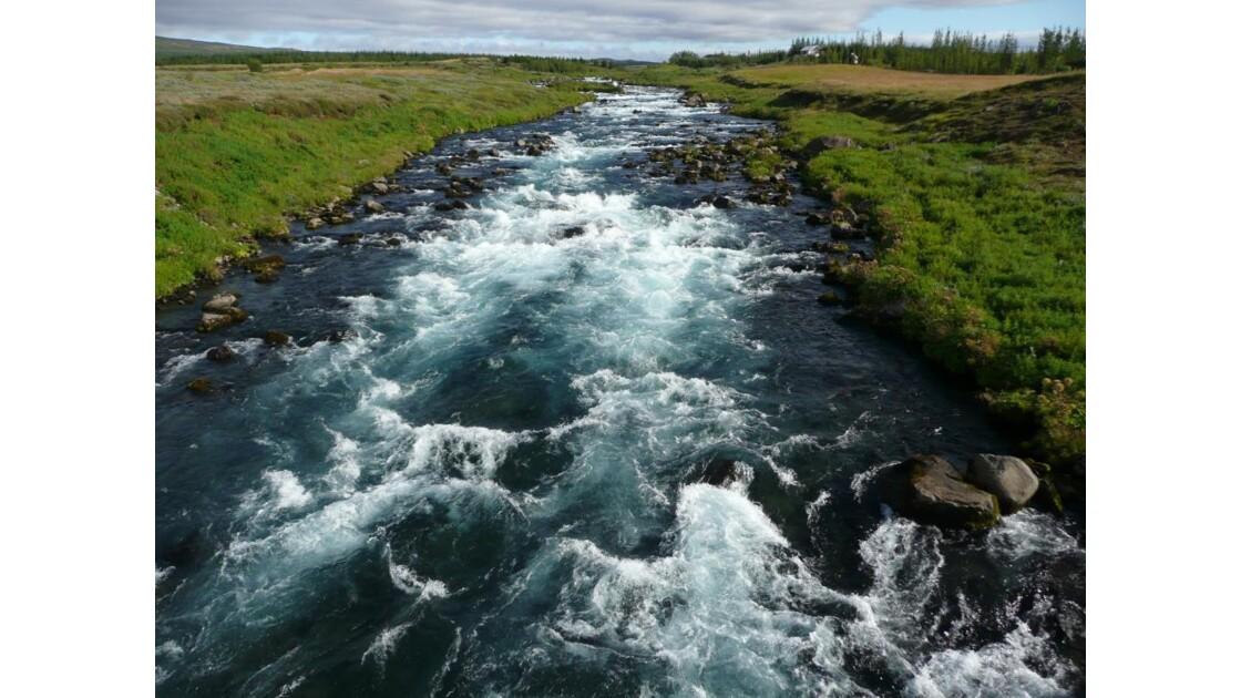 un joli paysage Islandais