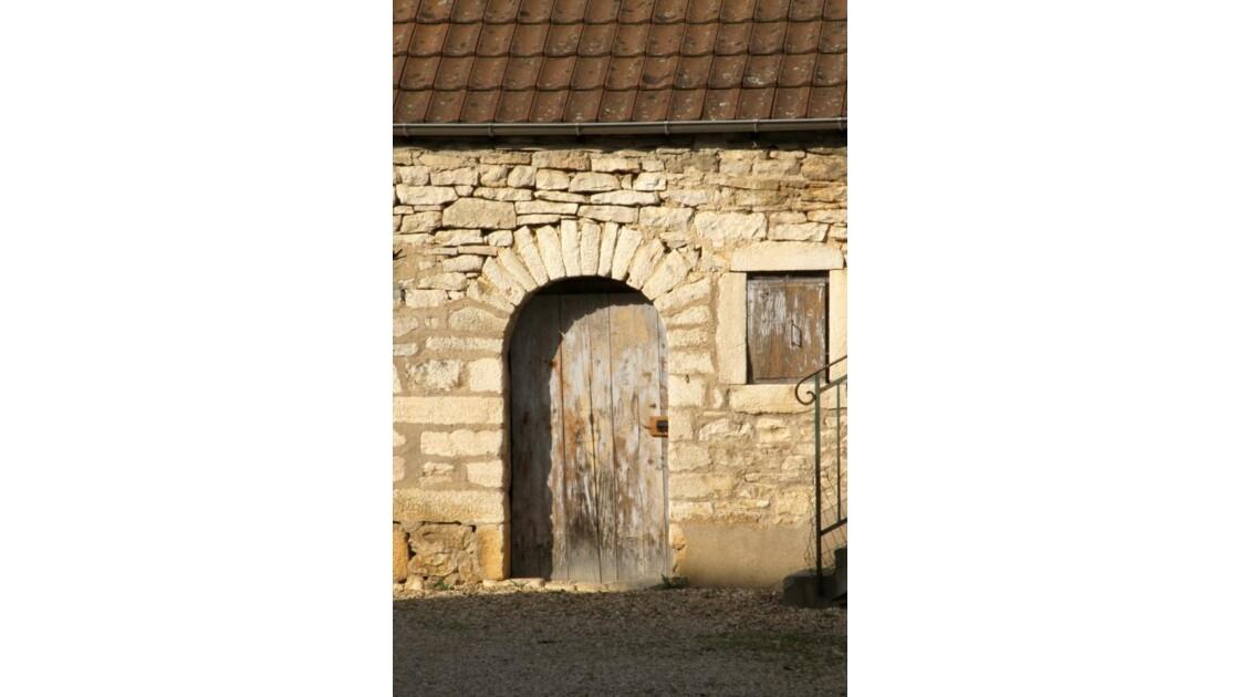 """Une vieille porte ..."""