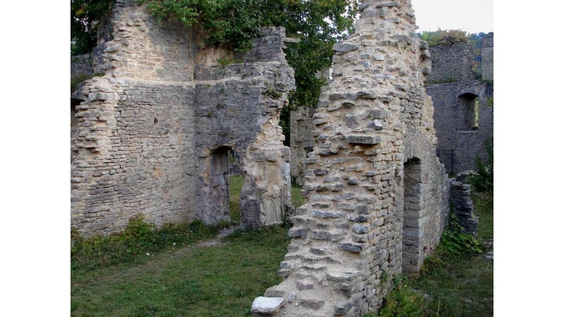Murs intérieurs