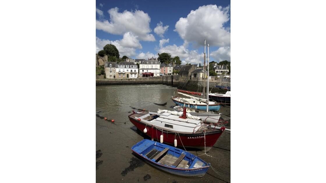 Auray, port St-Goustan