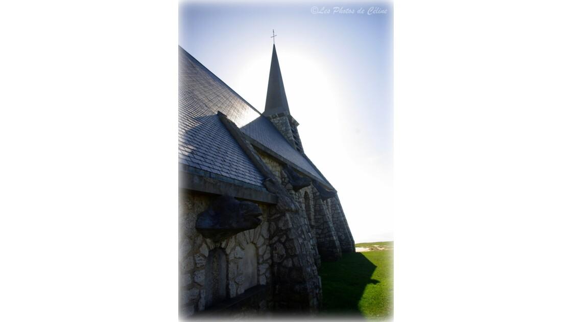 Petite chapelle d'Etretat