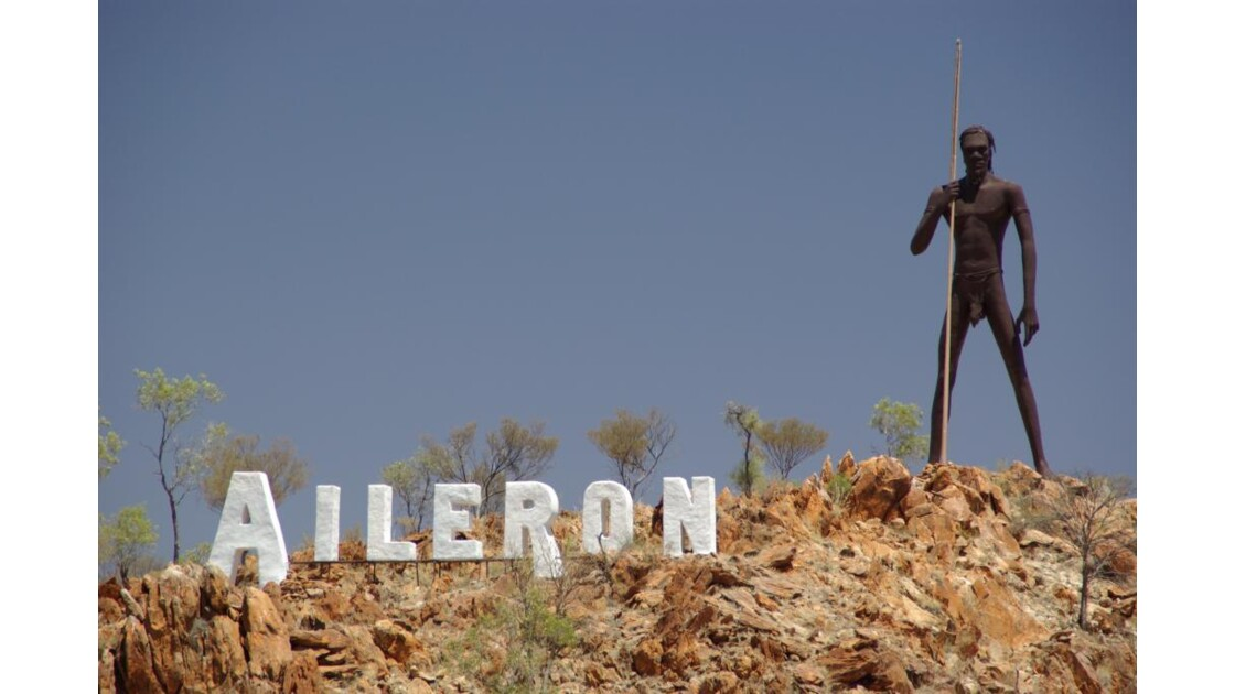 Aileron's big man