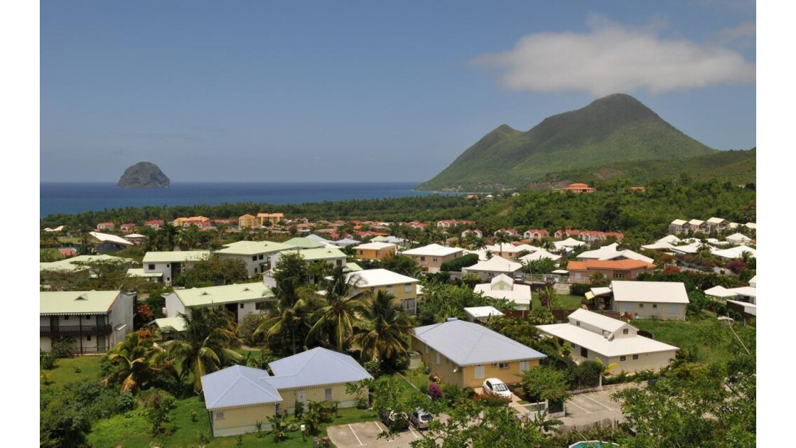Martinique, le Diamant