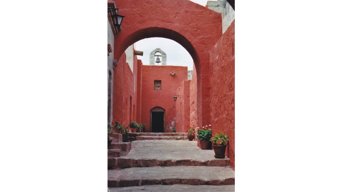 une ruelle du couvent
