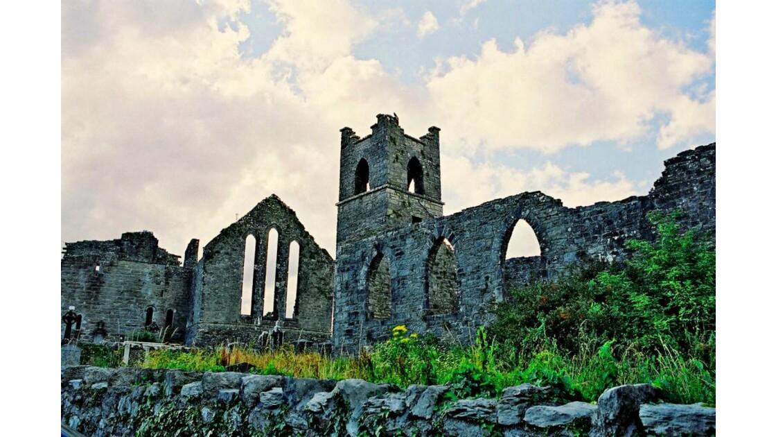 Ruines de l'abbaye de Cong
