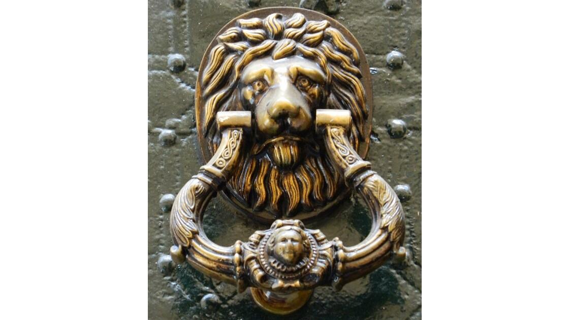 Porte du lion