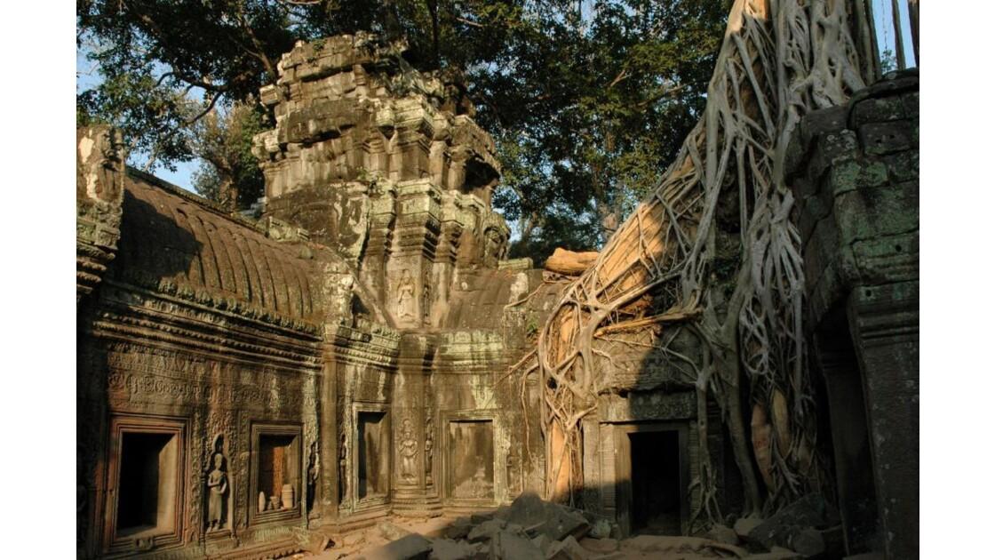 Ta Prohm, sanctuaire central