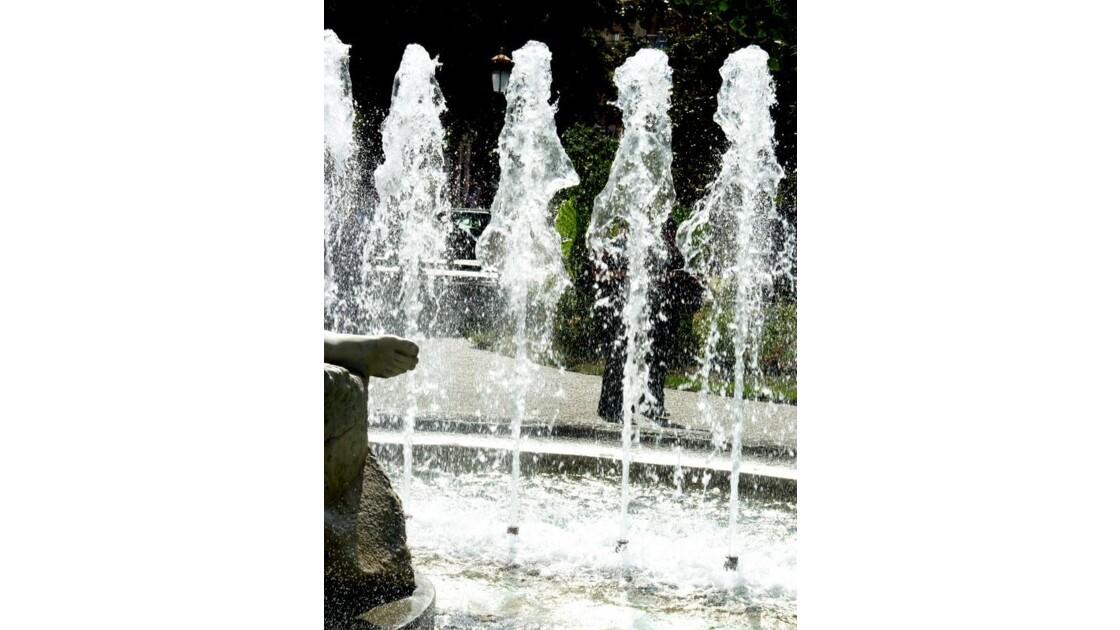 jets d'eau place wilson