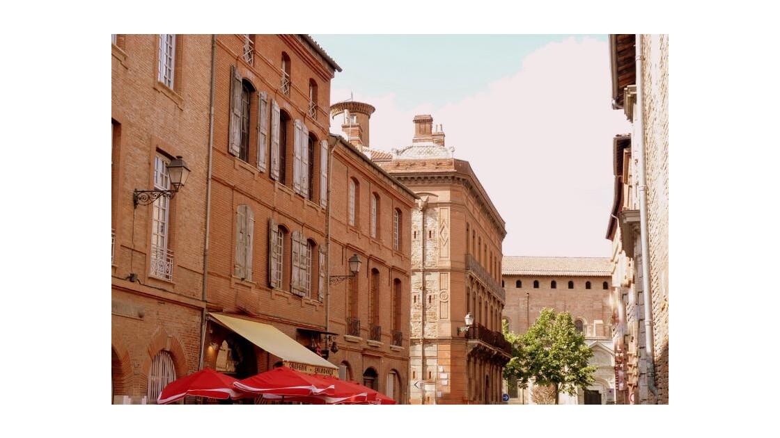 façades rue du Taur