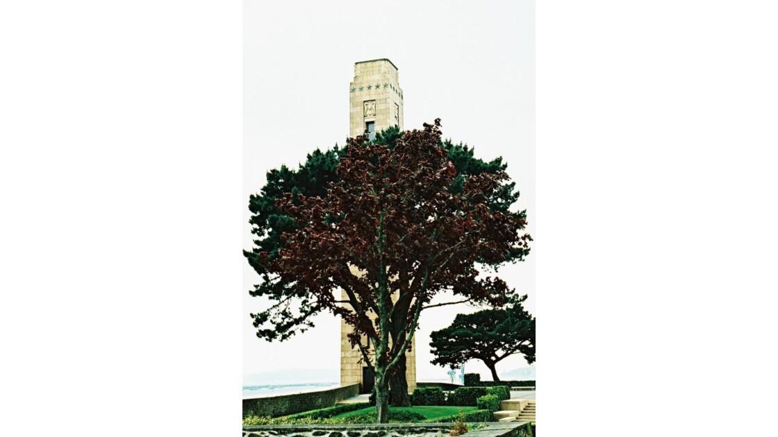Monument américain BREST