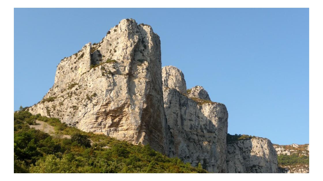 Causses_Roc de la Bissonne