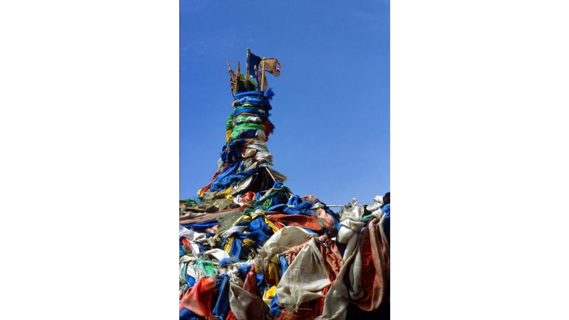 Mongolie : ovhoo chamanisme
