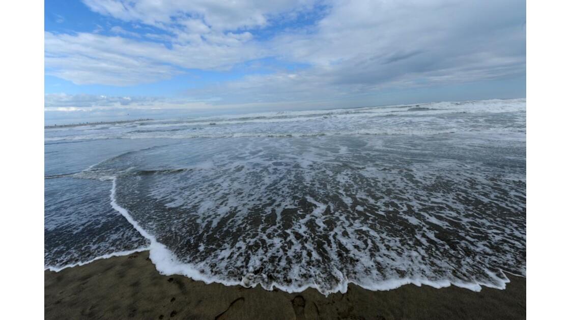 La mer se dechaîne