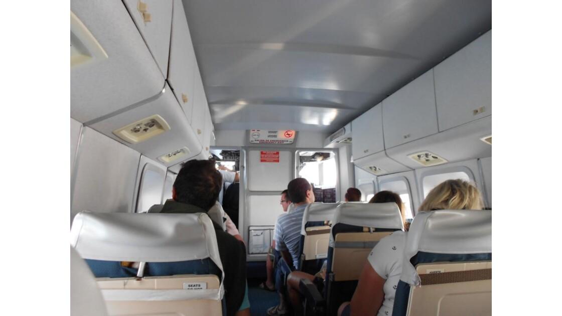 Passagers entêtés!