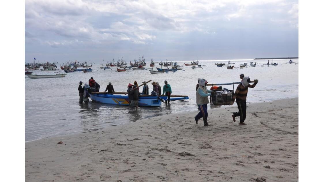 Les pêcheurs de Bali