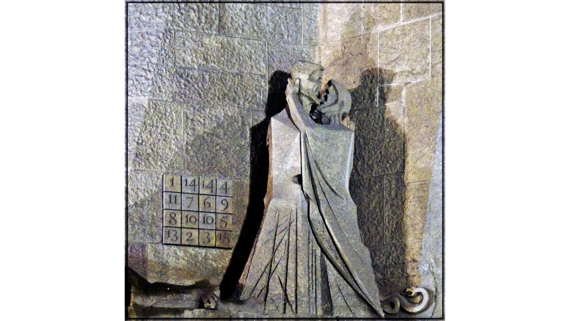Baiser de Judas et carré magique !