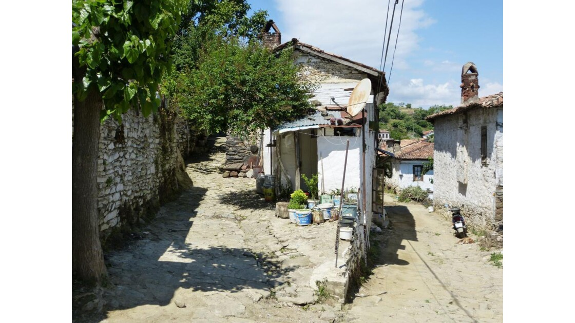 Sirince, rue et impasse