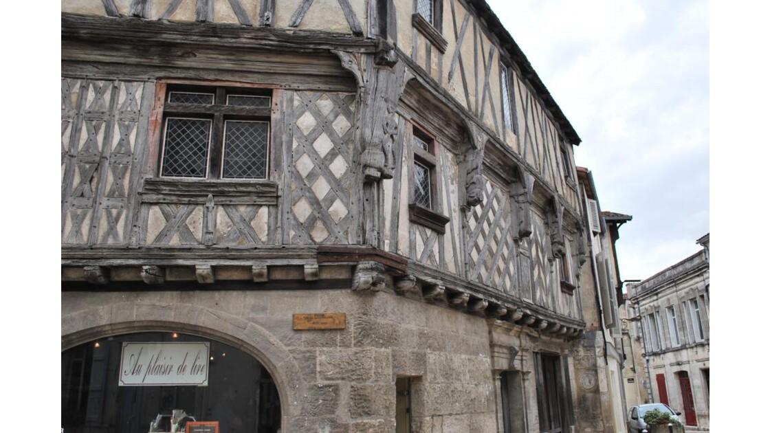Cognac, les vieux quartiers