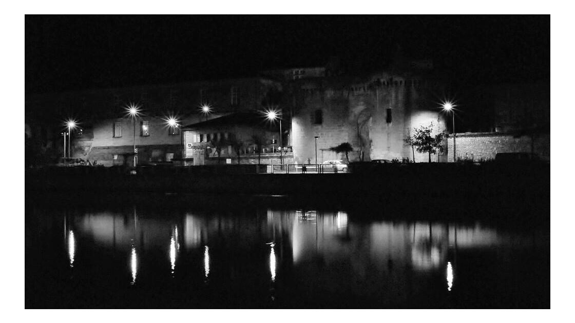 Cognac la nuit