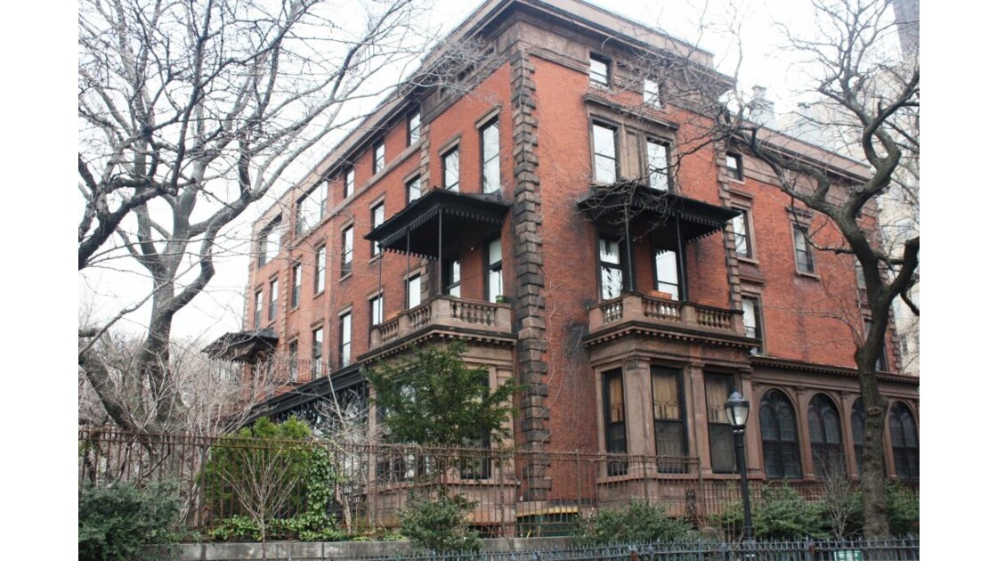 Brooklyn - quartier résidentiel