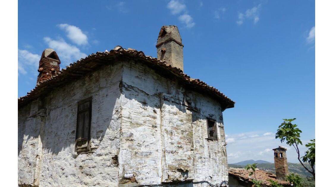 Sirince, maison rustique