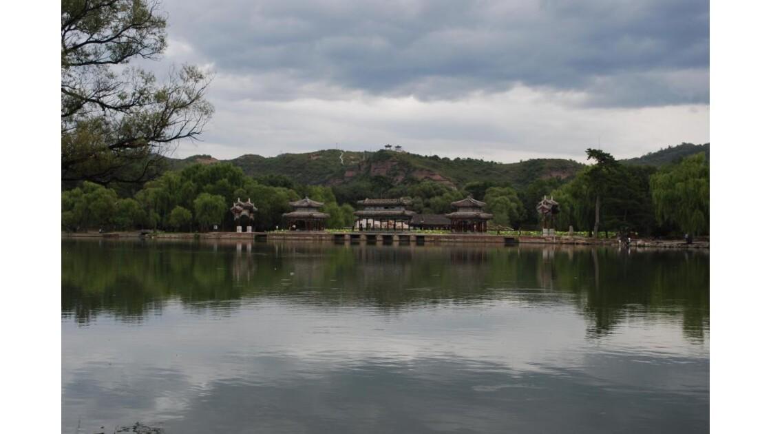 résidence d'été des empreurs Qing.