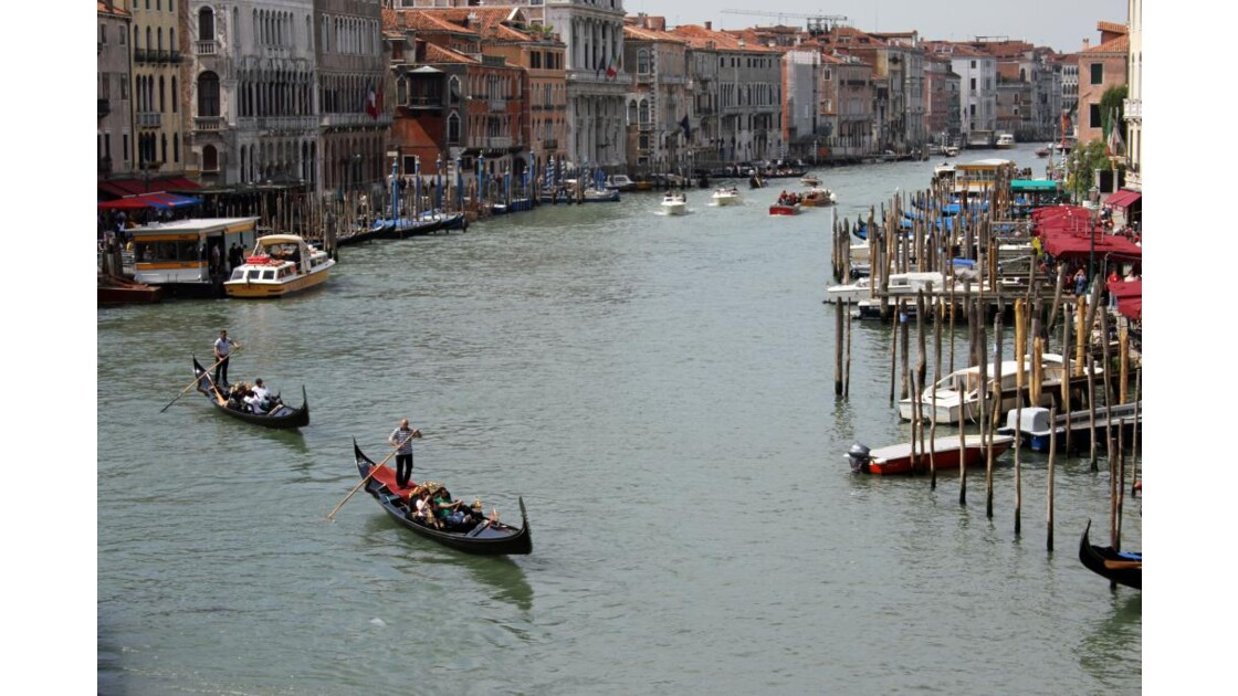 le grand canal....