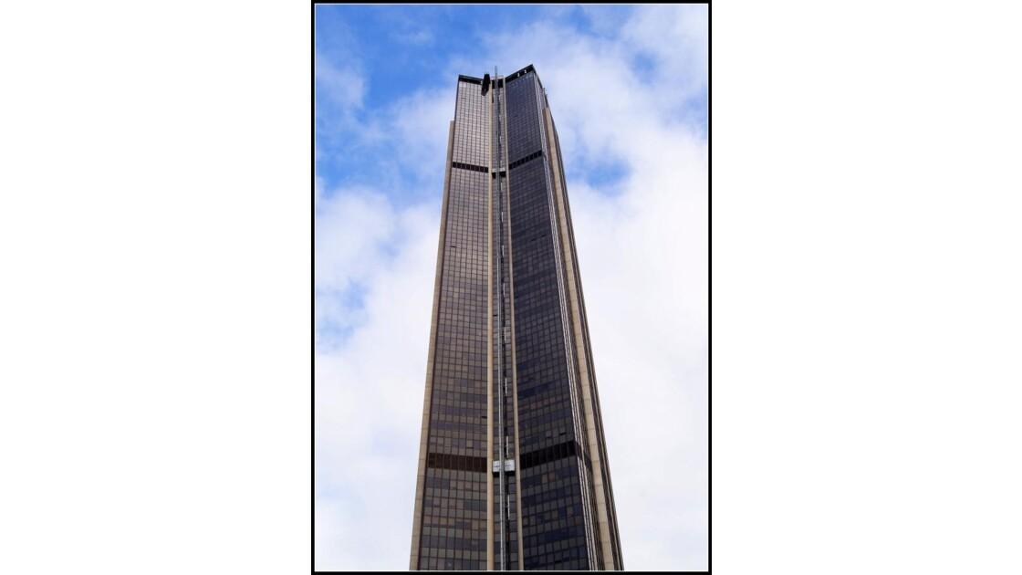 Tellement grande la tour!!!
