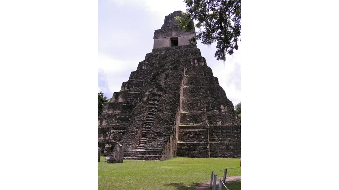 Tikal: Temple I dit ''du grand Jaguar''