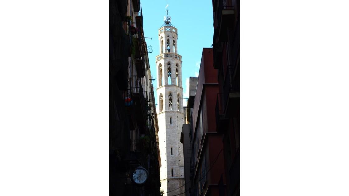 L'église Santa Maria del Mar