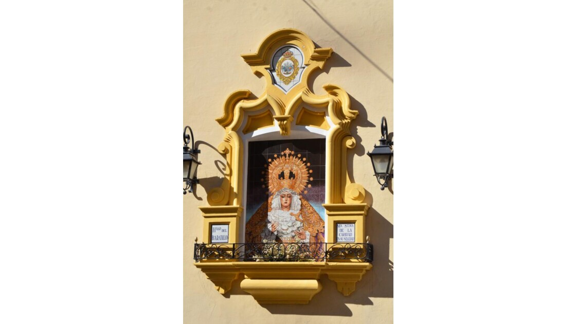 Vierge de la charité